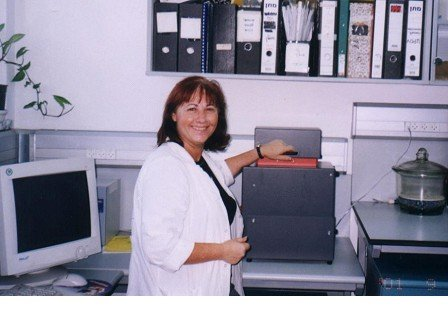 NIRS laboratory